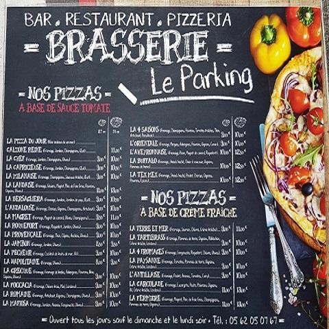 Brasserie Le Parking