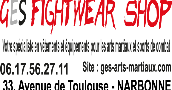 GES Fightwear Shop