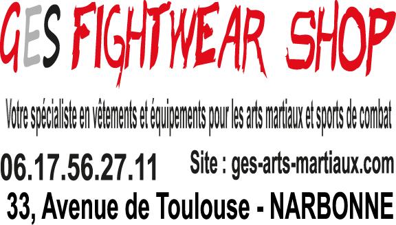 GES fightwear shop